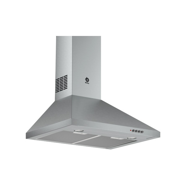 Conventional Hood Balay 3BC663MX 60 Cm 380 M3/h 64 DB 135W Stainless Steel