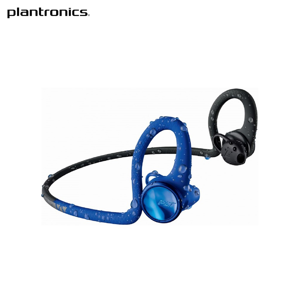 Stereo Bluetooth headset Plantronics BackBeat FIT 2100, Blue