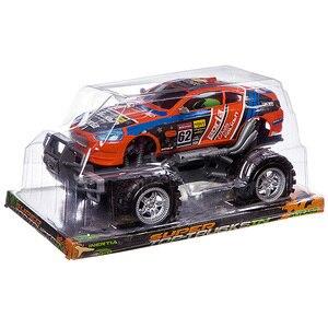 Inertial machine Jeep with kangaroo 30x18x15 cm art 926a в94020