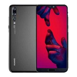 Смартфон Huawei P20 Pro, 6 дюймов, Восьмиядерный, 6 ГБ ОЗУ 128 ГБ, черный