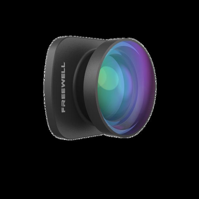 Obiektyw szerokokątny Freewell 18mm pole widzenia dla DJI Osmo Pocket Perfect Vlogging Accessories