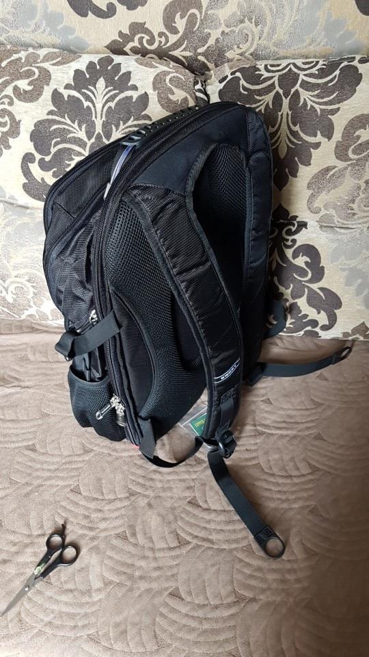 Multifonction grande capacité mâle sac mode voyage usb charge étanche anti-vol 15.6 pouces 17 pouces sac à dos pour ordinateur p
