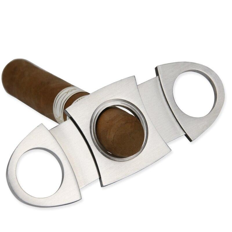 New Cigar Cutter Classic Cigar Cutter Guillotine Christmas Cigar Scissors Gift