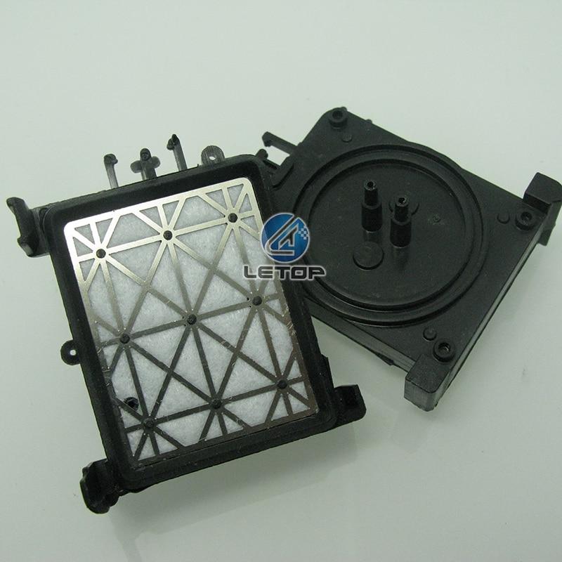 Printer Parts 4pcs//lot Inkjet Printer Spare Parts dx5 Yoton Cap top Sheet Capping Station for Human Allwin E-160 E180 Capping Station