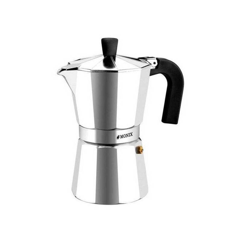 Italian Coffee Maker Monix M620012 (12 Cups) Aluminum