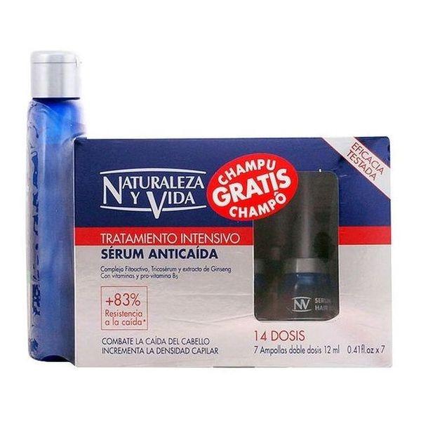 Unisex Hair Dressing Set Naturaleza Y Vida (2 Pcs)
