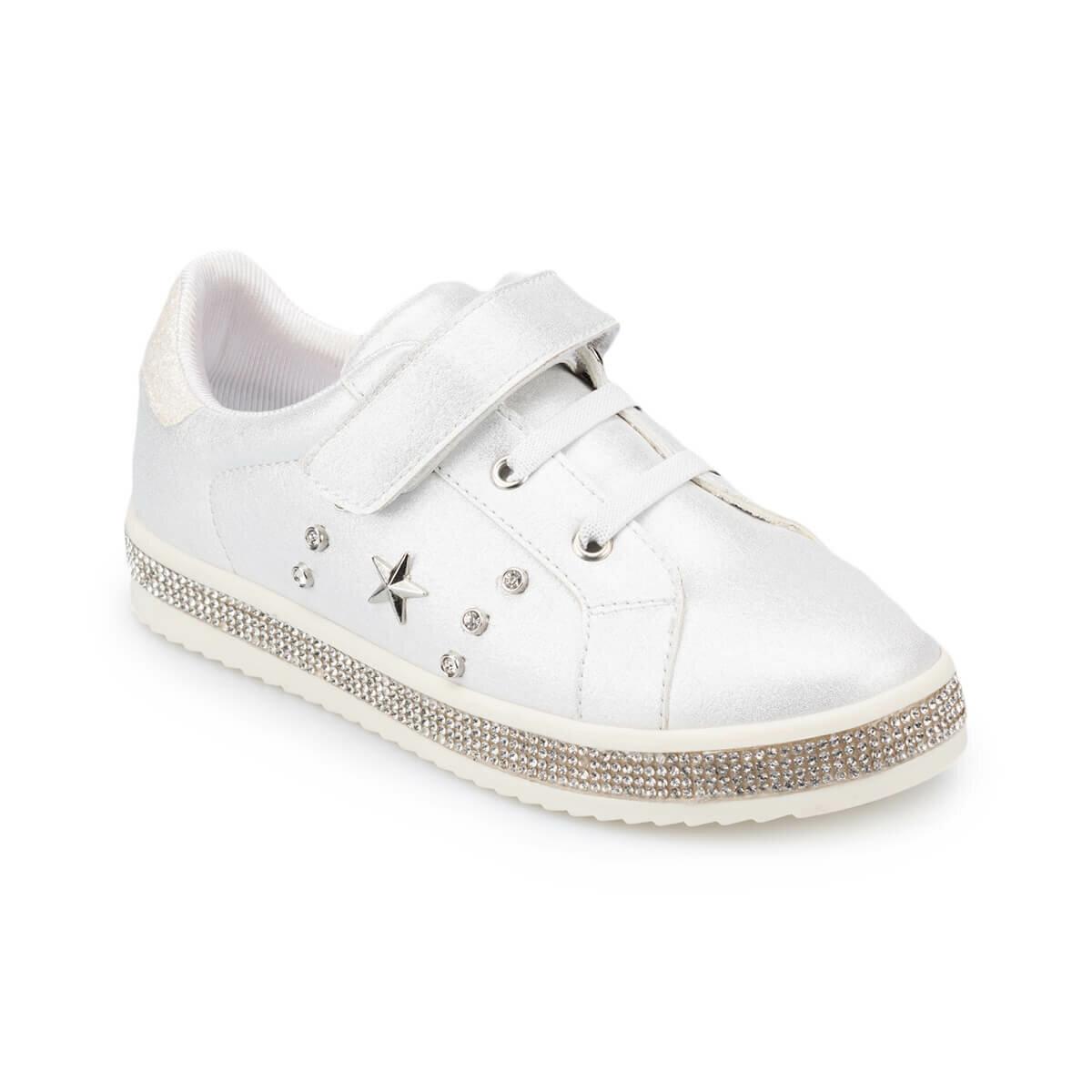 FLO 91.511367.F Gray Female Child Shoes Polaris