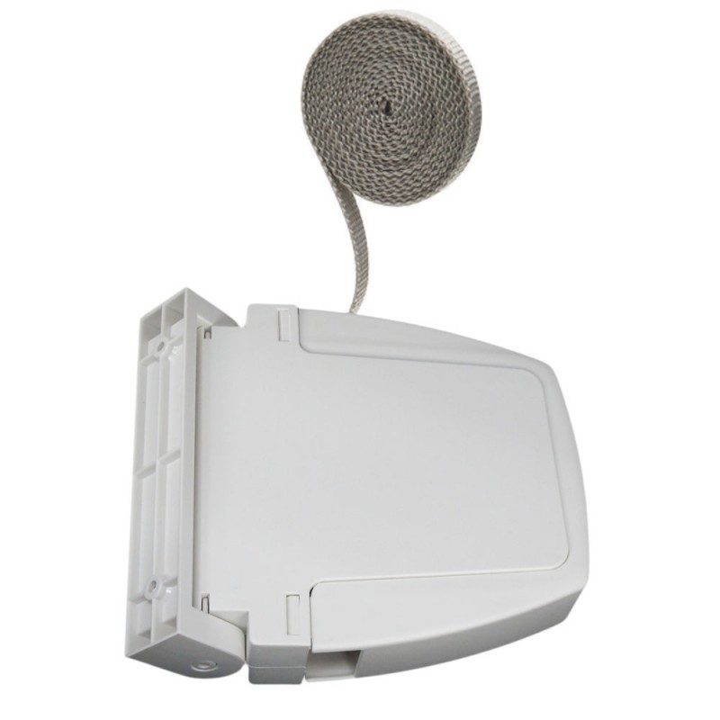Dustpan Blind Casement Eurosax C/_/22 White