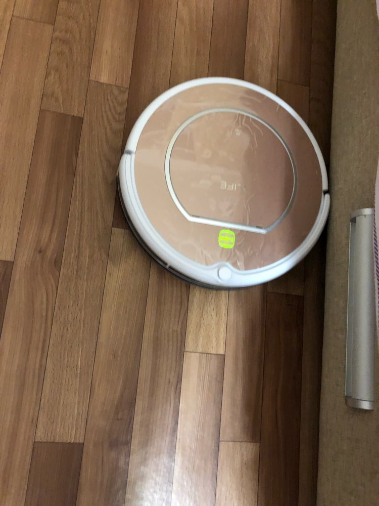 Robot vacuum cleaner ILIFE V50 Pro with memory function (quiet, powerful memory route, 120 working)-in Vacuum Cleaners from Home Appliances on Aliexpress.com | Alibaba Group