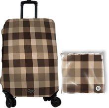 Pokrowiec na bagaż pokrowiec na walizkę drukowane ząbek 12 tanie tanio Fabric