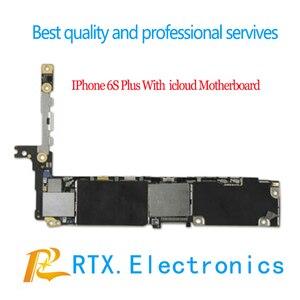 Image 4 - Iphone 6 6Plus 6S 6SP 7P 7 7plus 8 8Plus X Xsmax płyta główna z płytą główną Icloud kompletny zamek ID dla praktyki FIX techniczny