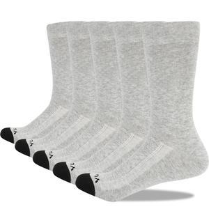 Image 5 - YUEDGE גברים גרביים לנשימה נוח מסורק כותנה צוות מקרית עסקים שמלת גרבי קיץ דק גרבי 5 זוגות 38 47 האיחוד האירופי