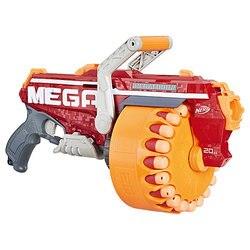 Lanzador Nerf Mega Megalodon