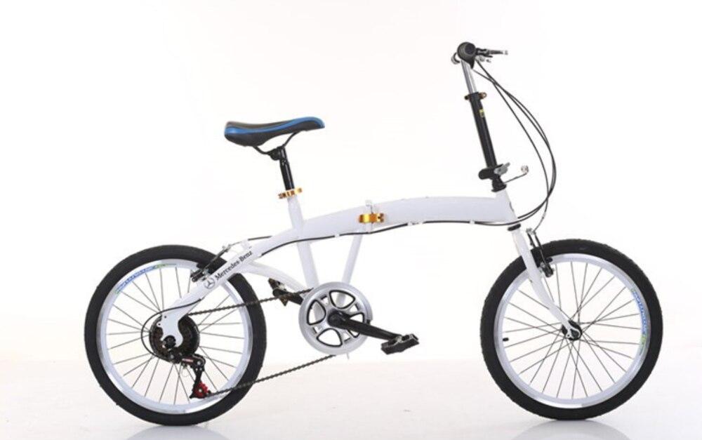 Dobrável da Bicicleta Amortecedor Polegadas 20