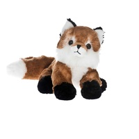 Stuffed & Plush Animals MOLLI Soft toy Fox 17 cm for kids games for boys and girls for children soft toys soft plush animals