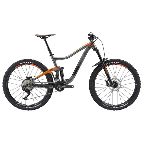 Mountain (Mtb) Bike Giant Trance 3 Ge (2018) велосипед giant trance advanced 1 2018