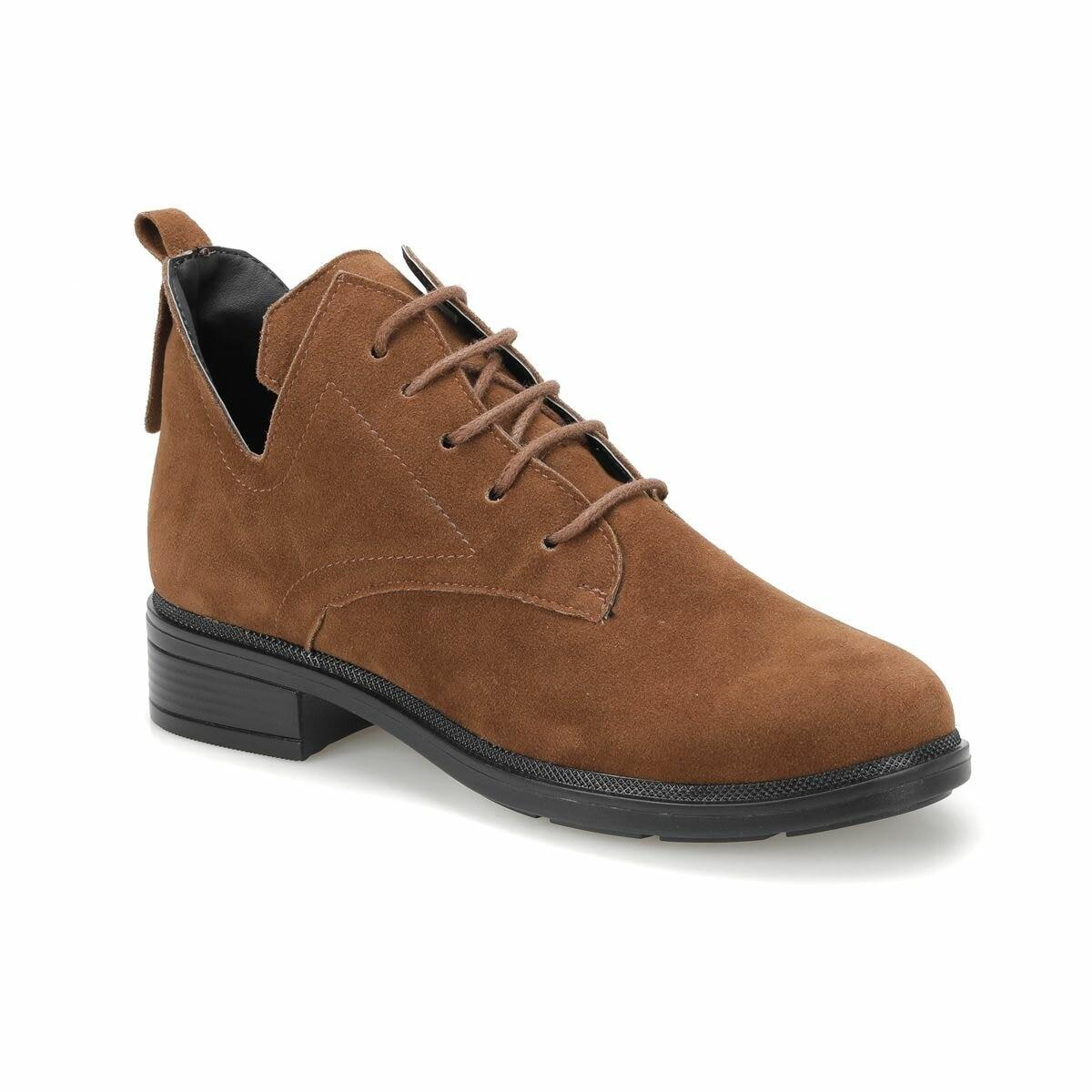 FLO PROP17Z SUEDE Tan Women 'S Boots BUTIGO
