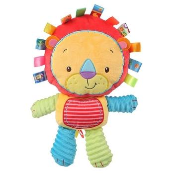 Aktywność miękka zabawka dla niemowląt Nenikos Lion + 3m 112153 tanie i dobre opinie