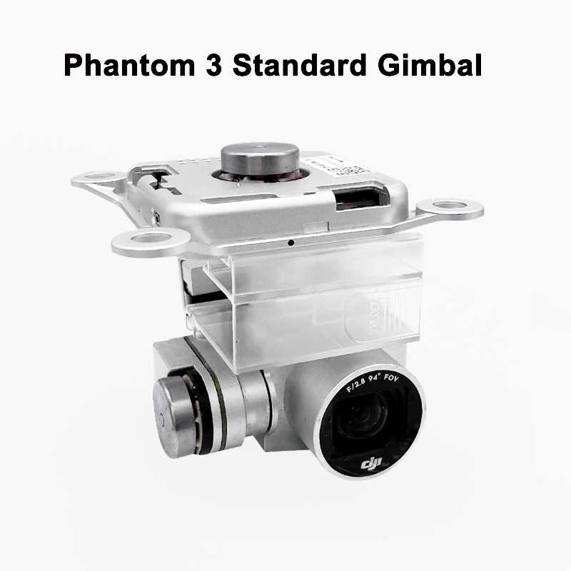 Used Original Phantom 3 and 4 Gimbal for DJI 3 Standard 3 Advanced 3 Professional  3 SE and 4 Professional