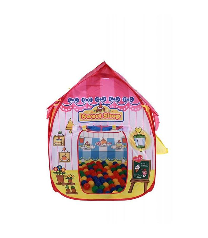 House Tent Sweet Shop Toy Store Articles Created Handbook