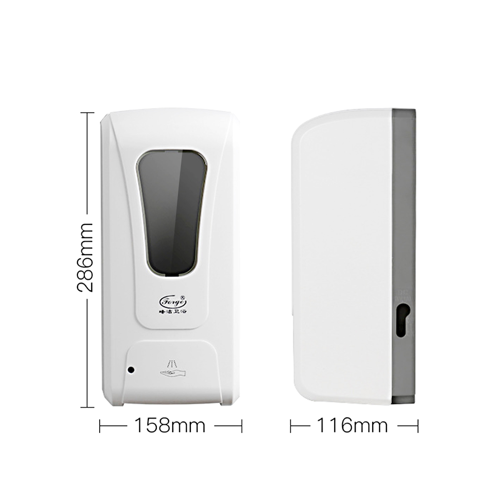 Ud763104e56064e9dad4f0aebec6013bdt Hand Sanitizer Touchless Dispenser 1000 mL Sensor Touch Free Hand Sanitizer Dispenser Alcohol Mist Spray Machine
