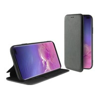 Folio Mobile Phone Case Galaxy S10 Plus KSIX Lite Black