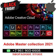 Adobe creative cloud 2020 master collection windows/mac os livraison instantanee versão original