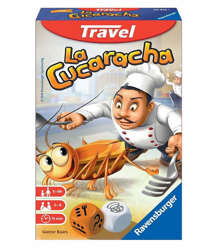 Cockroach Travel Toy Store Articles Created Handbook