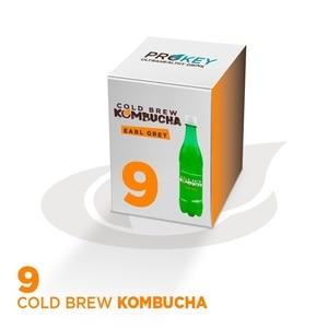 SMALL BOX COLD BREW KOMBUCHA EARL GREY BIO