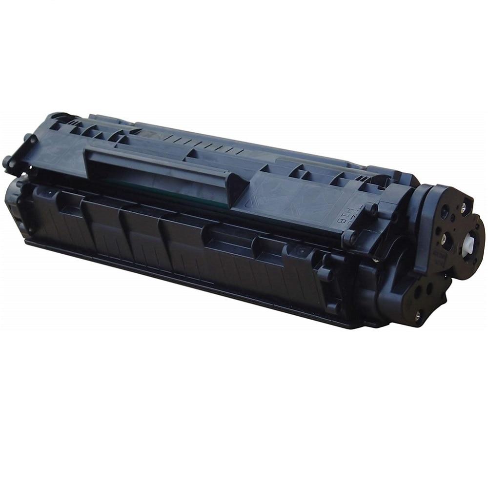 Cartridge Toner's HP LaserJet 1010 Refill Compatible Color Premium Black Model HP LaserJet Q2612A