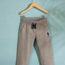 U.S. POLO ASSN. Children's Gray Standard Trousers