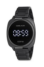 Daniel Klein d time DK012969B-03 Men Wristwatch Clock cheap 3Bar Fashion Casual