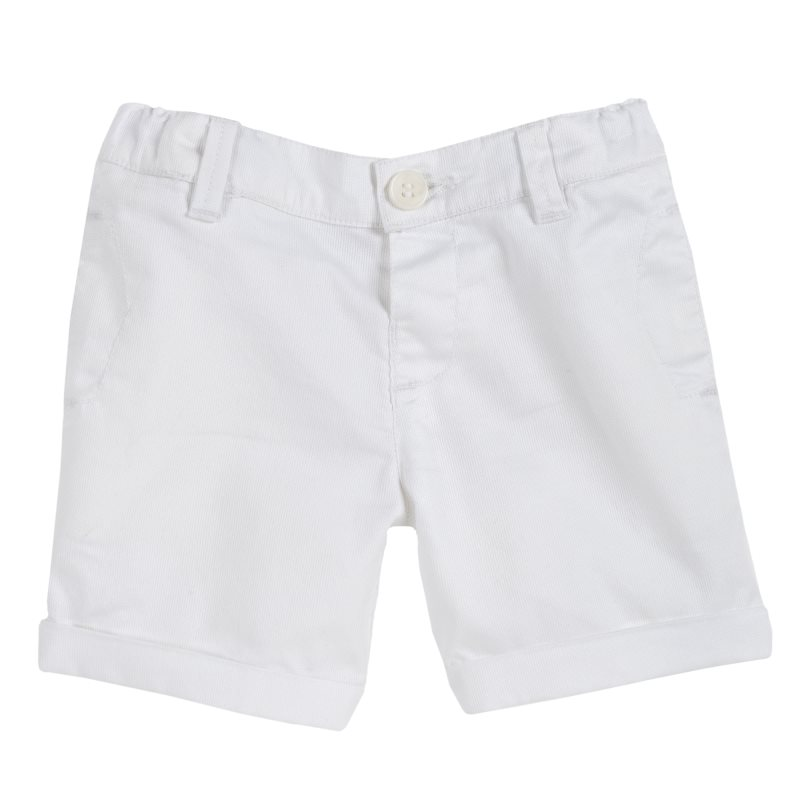 Фото - Shorts Chicco, size 092, color White shoes velcro genuine leather chicco size 200 color white