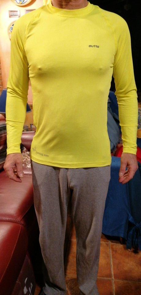Men's Cycling Long Sleeve Compression Clothing photo review