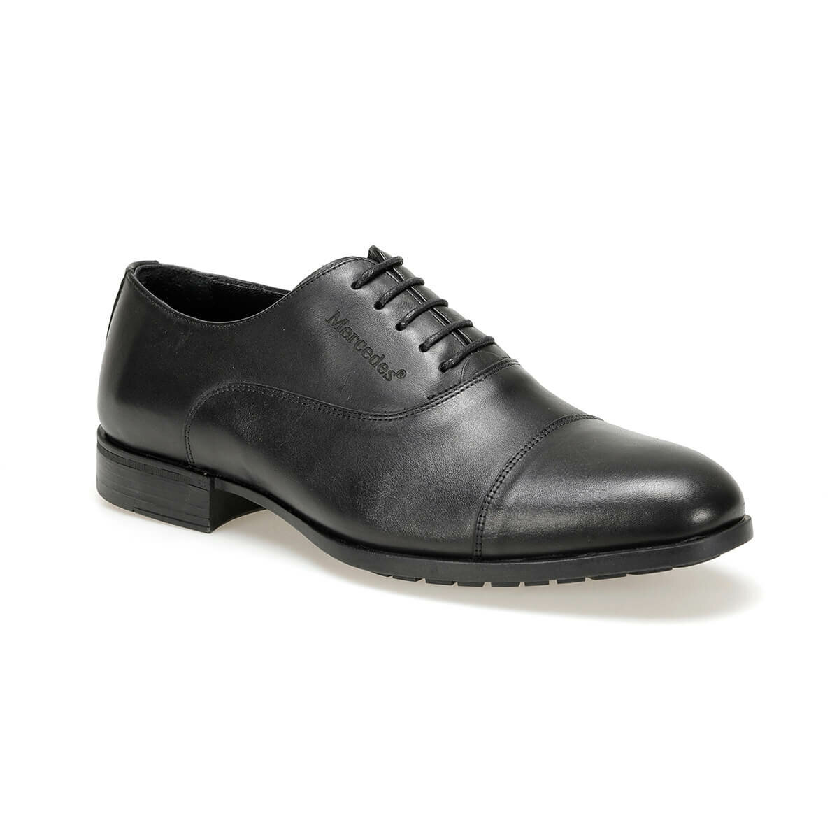 FLO SUTTON 9PR Black Men 'S Classic Shoes MERCEDES