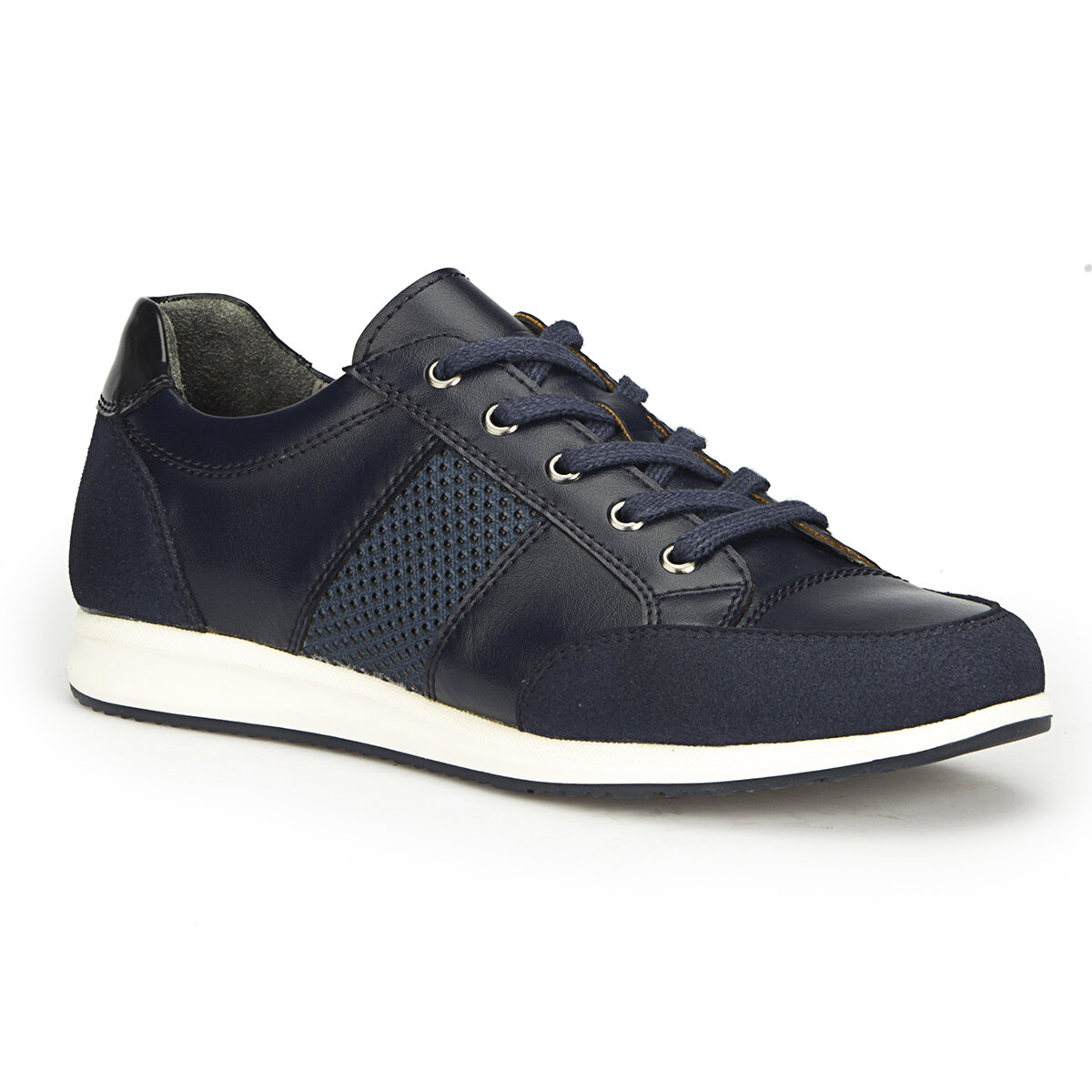 FLO 71. 109749.Z Navy Blue Women Basic Comfort Polaris