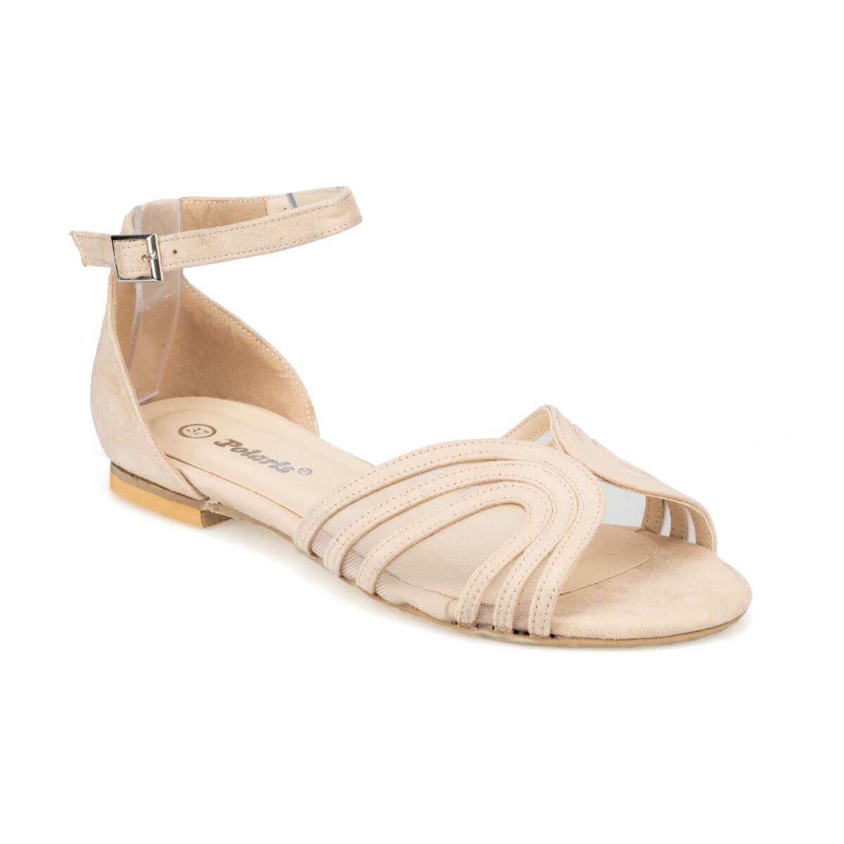 FLO 91.313289.Z Beige Women 'S Sandals Polaris