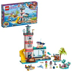 Designer Lego Freunde 41380 rettungs zentrum auf маяке
