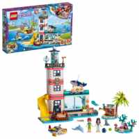Projektant Lego Friends 41380 centrum ratownicze na маяке