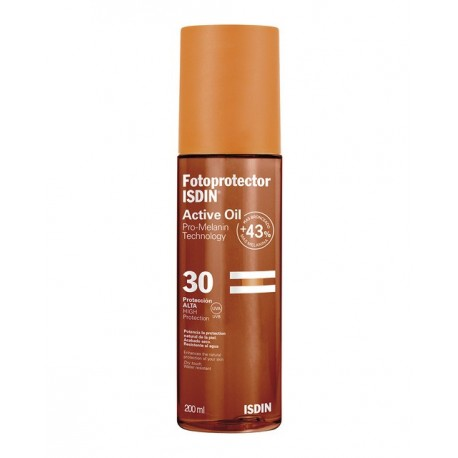 ACTIVE OIL 200ML ISDIN FOTOP