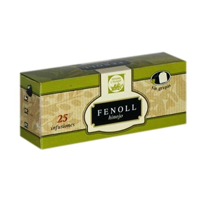 FENOLL, 25 herbal fennel infusions L 'alcoia
