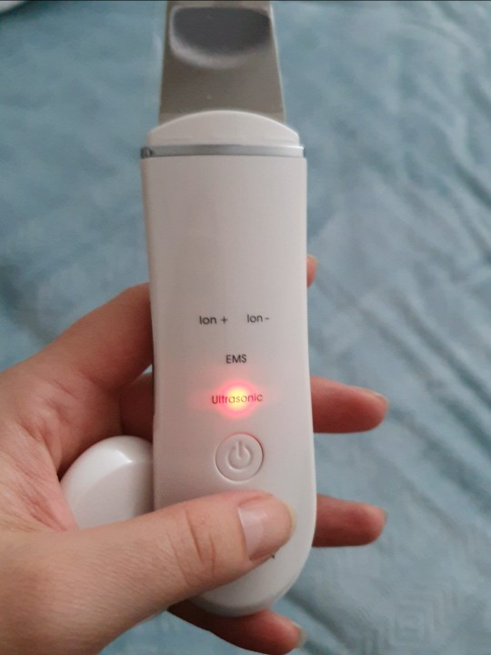 Ultrasonic Face Cleaning Machine photo review