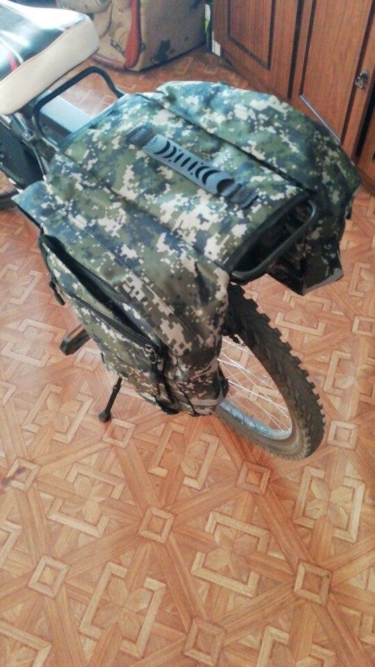 Cestos e bolsas p/ bicicleta alargada saddle multifunction