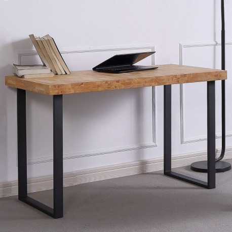 Study Table Oak Color Wild Structure White Or Black.