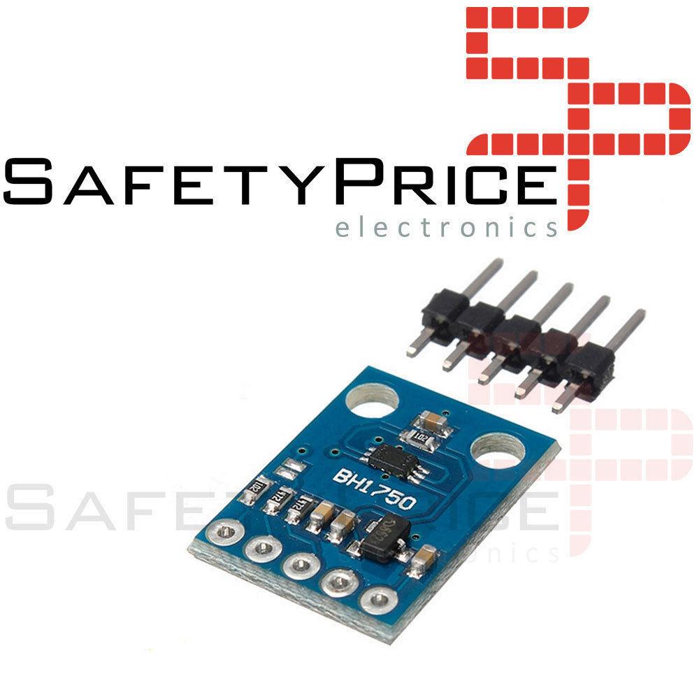 2 Stücke Lichtintensität Sensor Modul Für Arduino BH1750 BH1750FVI Digital Ic gm