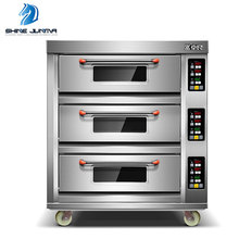 Commercial Pizza oven price Stainless steel Second floor pizza oven 38l oven mini high quality electric oven for pizza smokehouse convection 1600w dkx a38a1 household appliances stainless steel