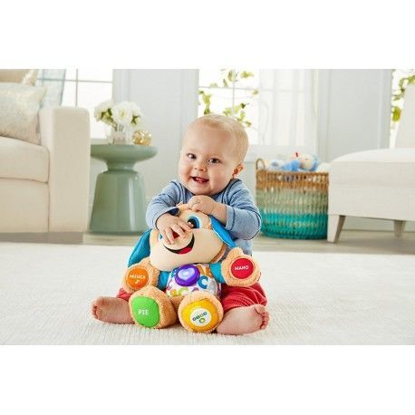Fisher Price Puppy First Discoveries