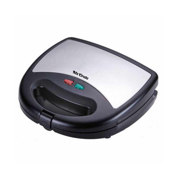 Sandwich Maker Mx Onda GR2165 750W Black Inox