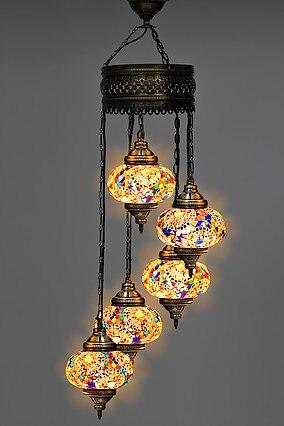 Luminárias de pé