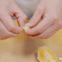 橙香酸奶蛋糕  宝宝辅食食谱的做法图解2